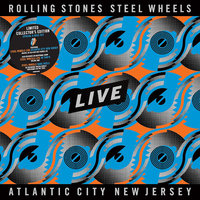 The Rolling Stones. Steel Wheels Live (3 CD + 2 DVD + Blu-Ray)