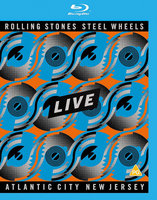 The Rolling Stones. Steel Wheels Live (Blu-Ray)