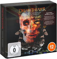 Dream Theater. Distant Memories – Live in London (Special Edition: 3 CD + 2 Blu-Ray)